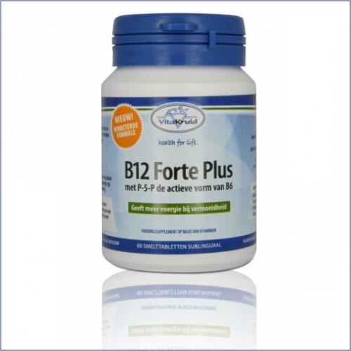 B12 Forte Plus Met P5P