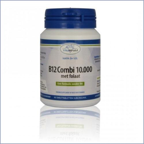 B12 Combi 10.000 Met Folaat