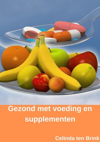 Z/ Gezond Met Voeding En Supplementen. Gratis