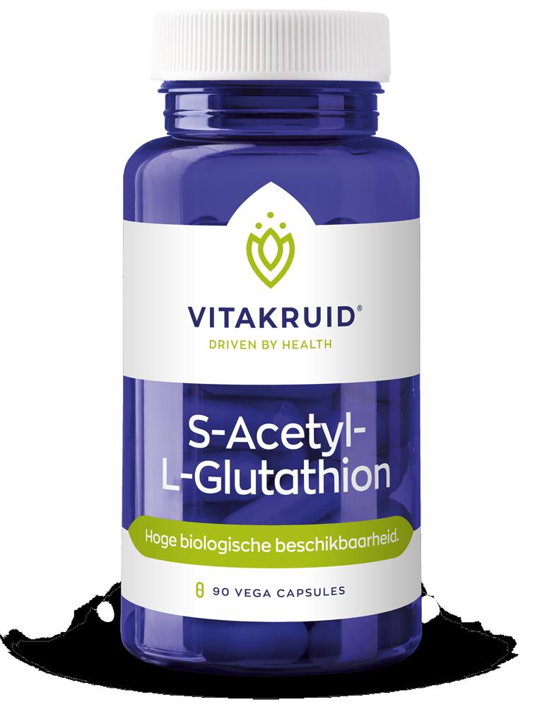 S-Acetyl-L-Glutathion 90 Caps