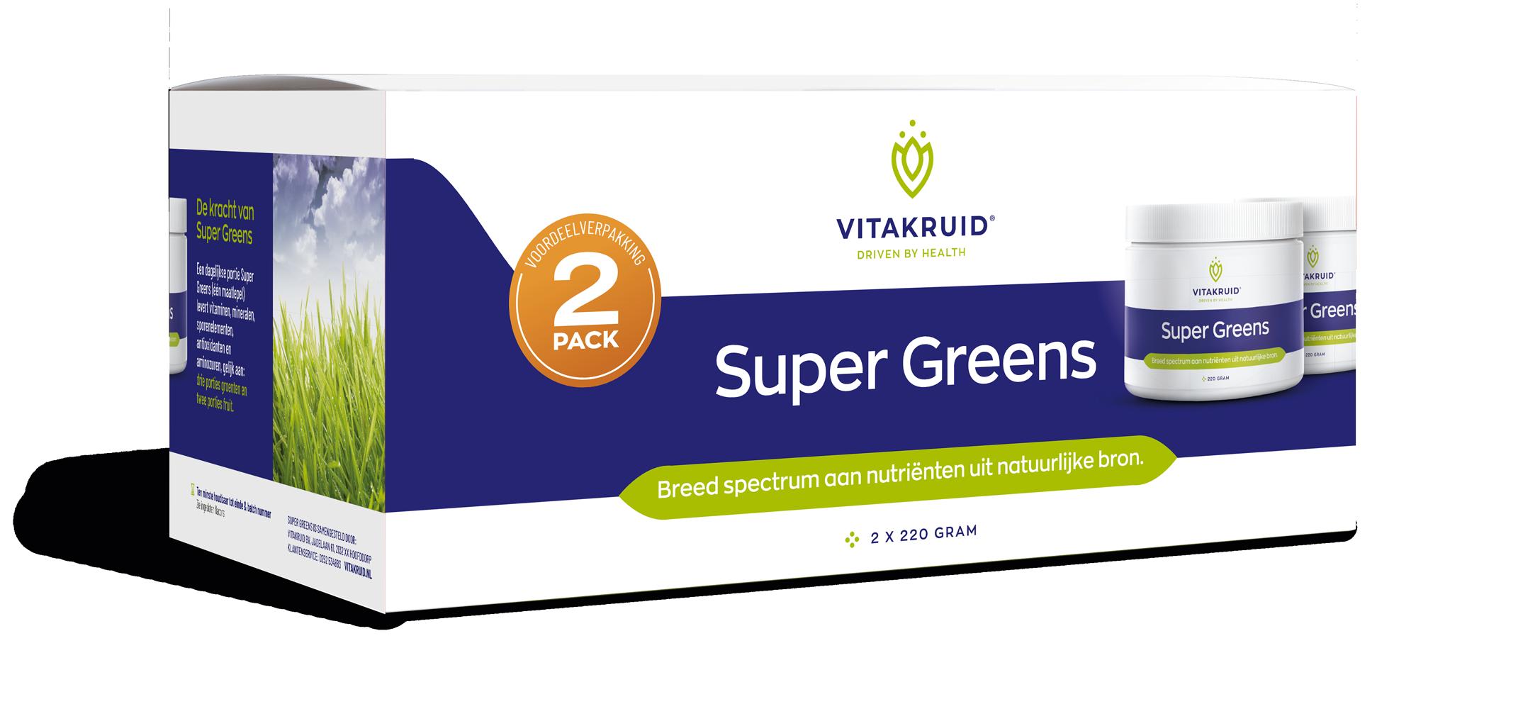 Super Greens 2-Pack