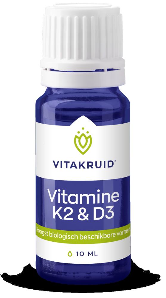 Vitamine K2& D3