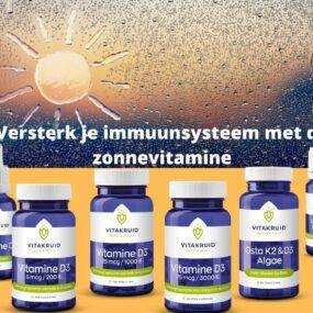 Versterk Je Immuunsysteem