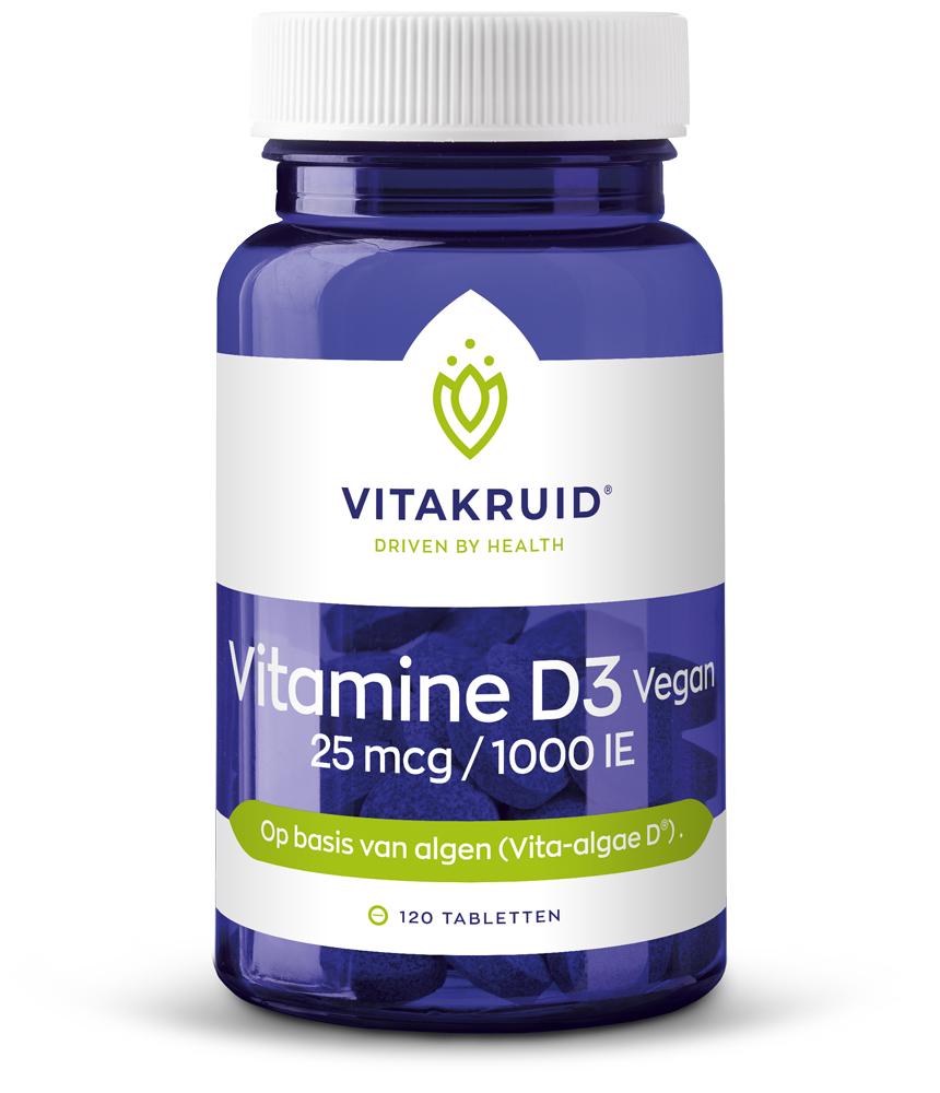 Vitamine D3 Vegan