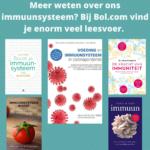 klik op de afbeelding voor boeken over het immuunsysteem